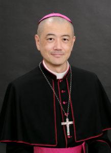 パウロ成井大介司教